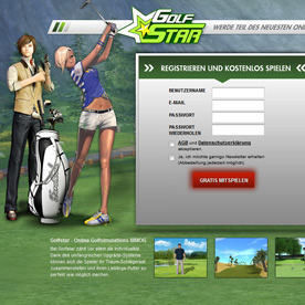 Golfstar Screenshot 1