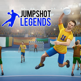 Jumpshot Legends Screenshot 1